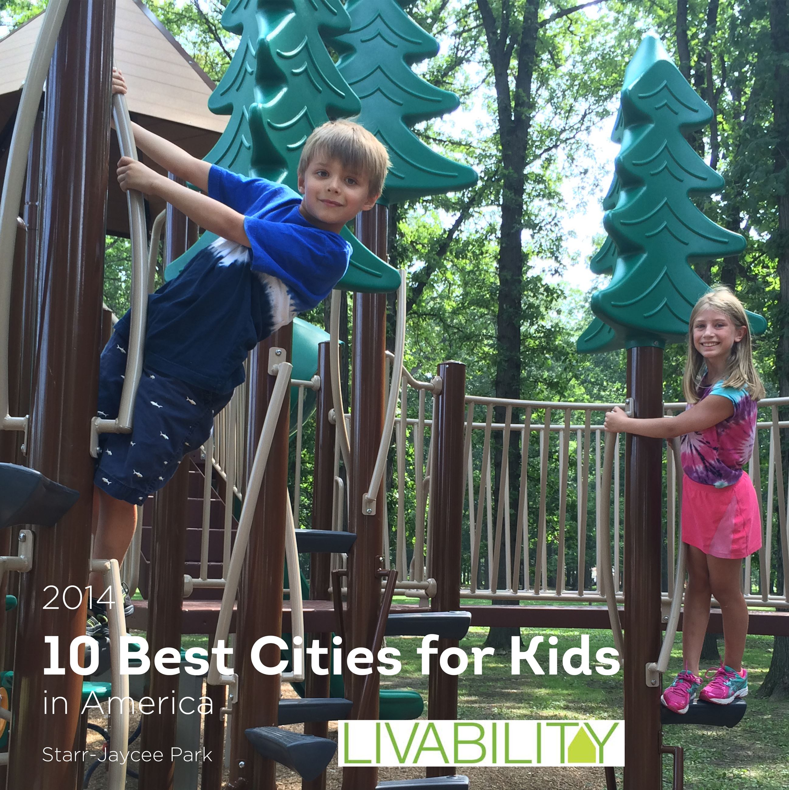 10 Best Cities for Kids