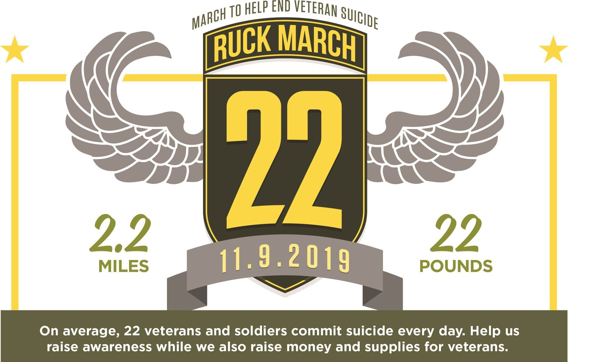 Ruck March 2019 Flyer