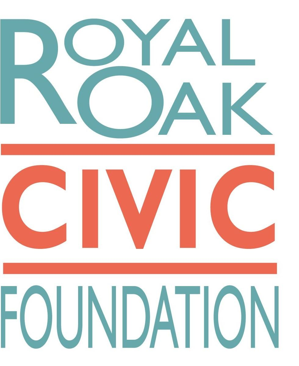 Royal Oak Civic Foundation Logo