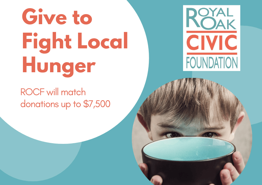 Give to Fight Hunger